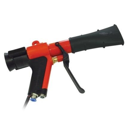 Pistola de Aire Ionizado